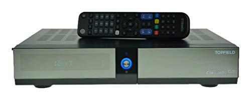 Topfield SRP-2401CI+ Eco 500GB HDTV Twin Sat Receiver mit Festplatte [vorprogrammiert für Astra]