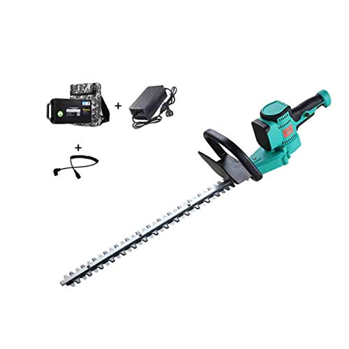 Find Discount Hedge Cutter with 24 V Lithium-Ion Battery, 420 Mm Blade Length, Small Hedge Trimmer P...