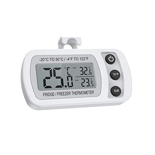 termómetro nevera de la marca DYJKOUG