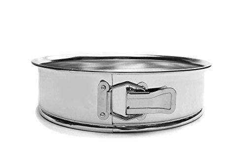 Fox Run Springform Pan, Tin-Plated Steel, 9-Inch