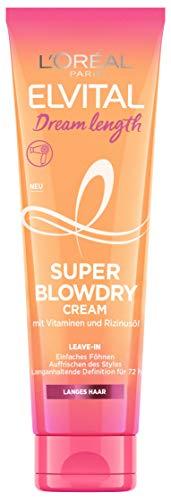 L'Oréal Paris Elvital Dream Length Super Blowdry Cream, 150 ml