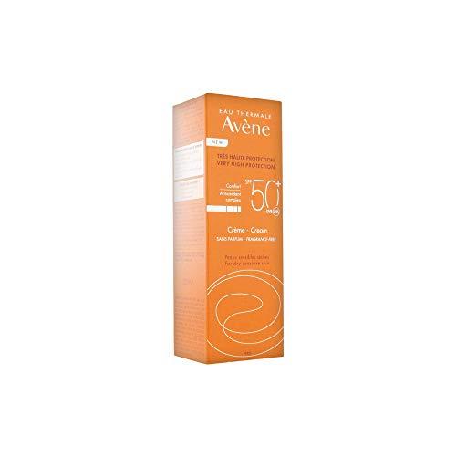 Avene Gesichts-Sonnencreme, 1er Pack(1 x 50 ml)