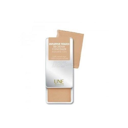 UNE natural beauty BB Cream Fond de teint soin intuitif et nomade - Couleur - Marron foncé I13 - 6g