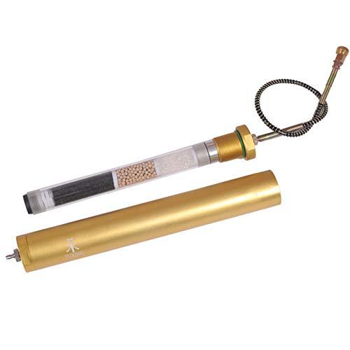 Moligh doll Acryl Misch Zylinder Hoch Druck Luft Pumpe 4500Psi 30Mpa ?L Wasser Abscheider ?L Wasser Tauch Abscheider
