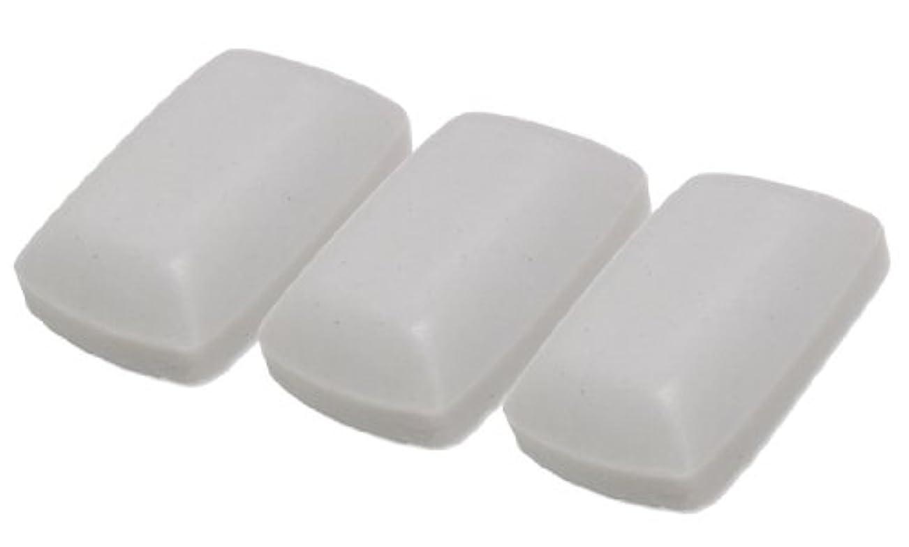 枯れる取る軽蔑不思議な石鹸「ゆらぎ乃せっけん」3個セット