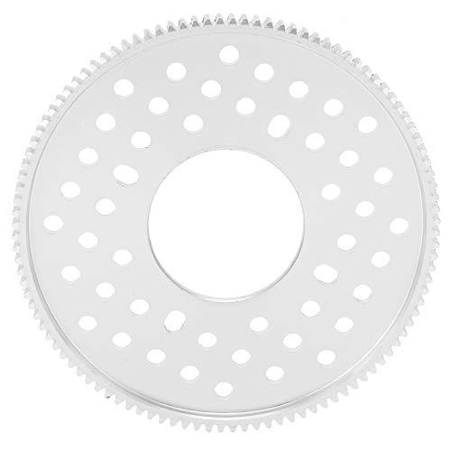 FOLOSAFENAR Engranaje Recto de Acero endurecido Mod 0.8 para Suministros industriales Traxxas Slas