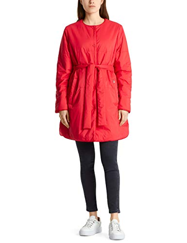 Marc Cain Collections Outdoor Jacket Giubbotto, Rosso (Scarlet 272), 48 (Taglia Produttore: 5) Donna