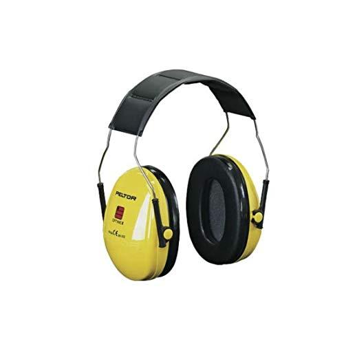 3M Peltor Komfort KapselGehörschutz H510AC, gelb schwarz