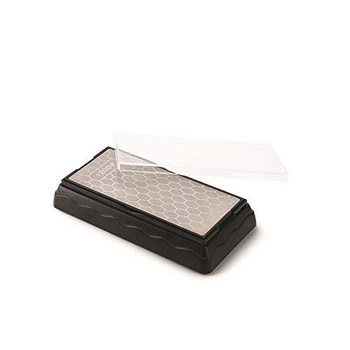 Pedra Afiar Diamantada Dupla Face P300