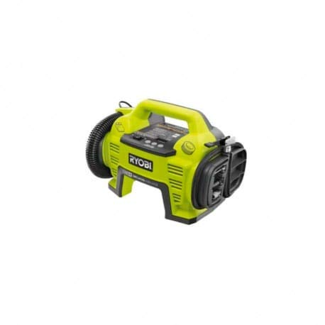 18V AIR PUMP, WITHOUT BATTERY | RYOBI | MODEL R18I-0 | ONE + | IDELA FOR INFLATING TIRES