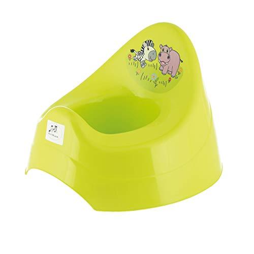 Bieco 11001995 Pot pour enfant Motif Zoo Avec musique