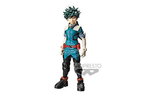 Banpresto-85212 Figura de Acción, My Hero Academia, Grandista, Izuku Midoriya, Multicolor (Bandai 85212)