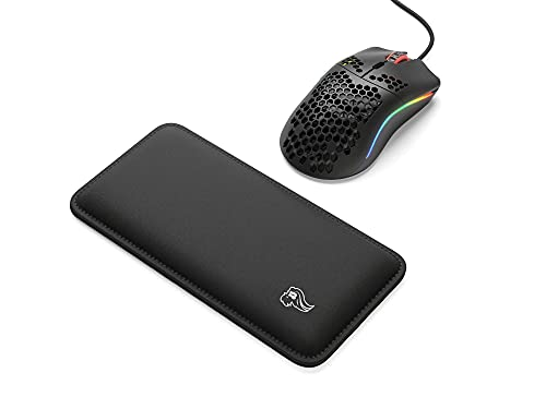 Glorious Model O- Minus (Matte Black) + Glorious Gaming Mouse Wrist Pad/Rest (Black)