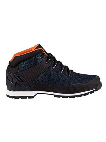 Timberland Men's Euro Sprint Fabric Waterproof Hiker Boots