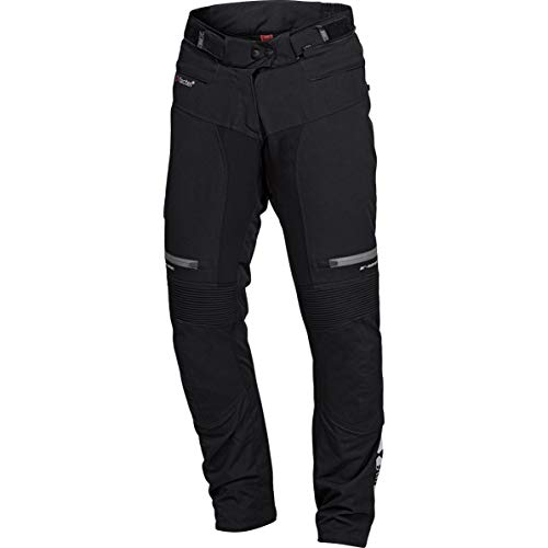 IXS Motorradhose Puerto-ST Damen Textilhose schwarz L, Tourer, Ganzjährig, Polyamid