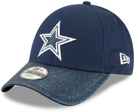 Amazon.com   Dallas Cowboys New Era Shimmer Shine 2 9Forty Cap   Sports    Outdoors 3e40cc904