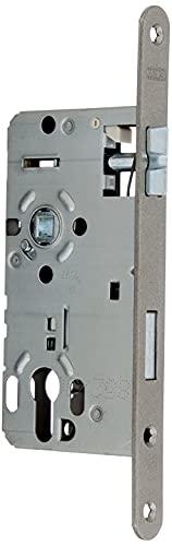 ABUS Einsteckschloss ESK PZ2 Universal S silber 58393