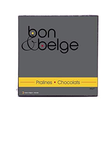 Belgische traditionelle Pralinen handgemacht mit Schokolade aus Belgien 250 g