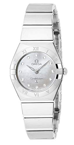 [オメガ] 腕時計 コンステレーションマンハッタン 131.10.25.60.55.001 レディース 並行輸入品 シルバー