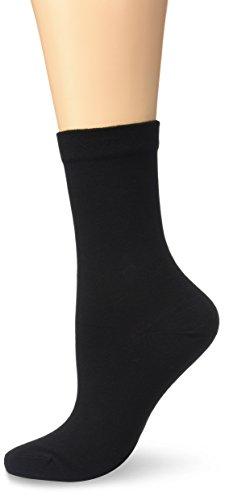 DIM Sublim hidratante Calcetines, Negro (Negro 127), One Size (Tamaño del fabricante:35/38) para Mujer