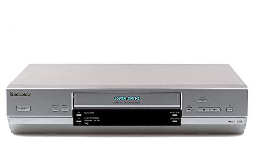Panasonic NV-HV61EG-S VHS Videoregistratore