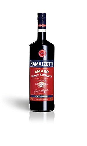 Ramazzotti Amaro italienischer Kräuterlikör 1,5l (30% Vol) -[Enthält Sulfite]