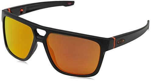 Oakley 0OO9382 Gafas de sol, Matte Carbon, 60 para Hombre
