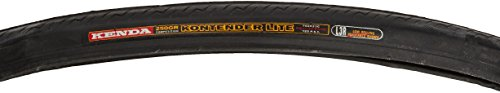 KENDA Rennradreifen Kontender Lite 700 x 23 C, schwarz-schwarz