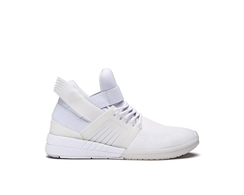 Supra Skytop V Shoes - White UK 9
