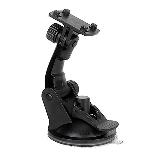 USNASLM Soporte universal para parabrisas de 360 grados de dirección portátil, para grabadora GPS de coche, cámaras y soportes automáticos