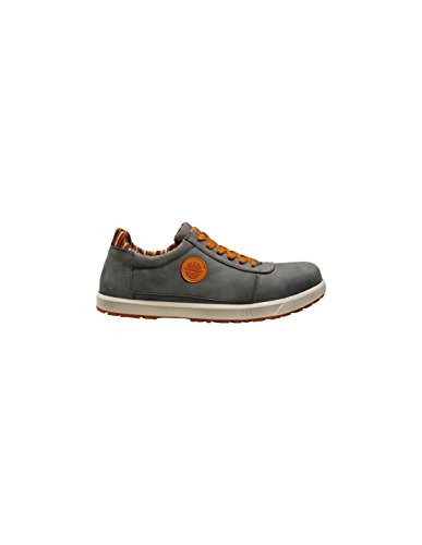 DIKE Sicherheitsschuhe S3 SRC, Schuhe, Arbeitsschuhe (Anthrazit 25011/201, 42)