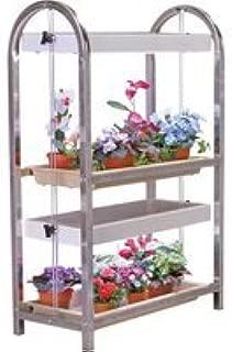 Indoor, Grow Light Stand (2 Tier)
