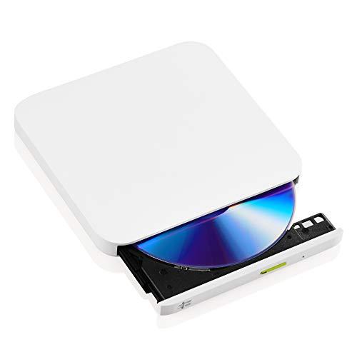 Hitachi LG GP96Y Multi OS External DVDRW(Fire, Android, Windows, Mac) – External DVD, DVD Burner, DVD Writer, DVD Recorder, USB C – Fire HD Tablet, Laptop, Notebook, MackBook, Macair, Surface, Galaxy