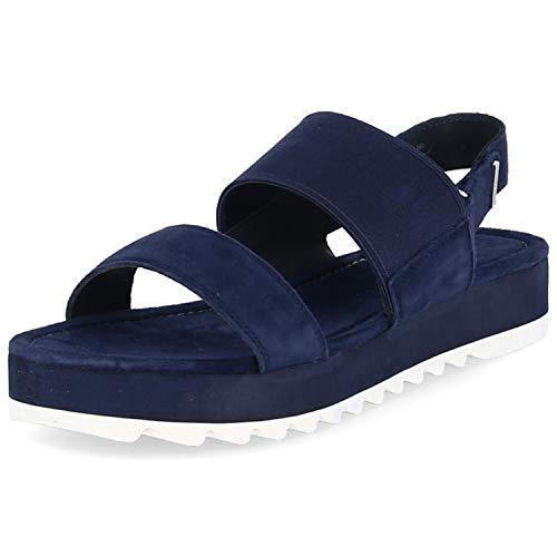 Marc O'Polo Damen Sandaletten Holli 5B blau 657964