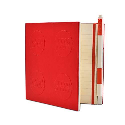 IQHK Cuaderno Rojo con bolígrafo