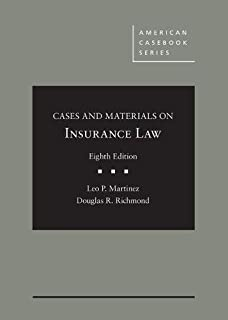 Cases and Materials on Insurance Law (163460976X) | Amazon price tracker / tracking, Amazon price history charts, Amazon price watches, Amazon price drop alerts
