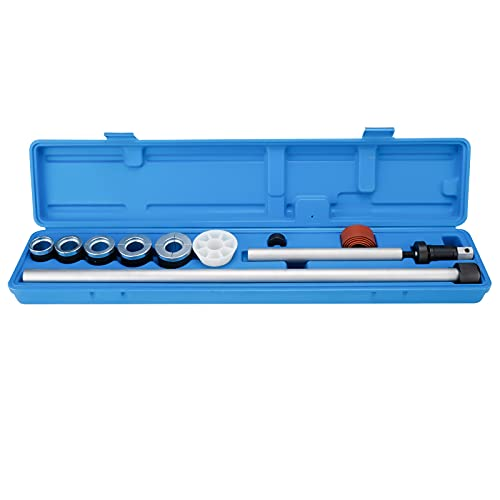 8MILELAKE Universal Camshaft Bearing Tool Installation Removal with Case