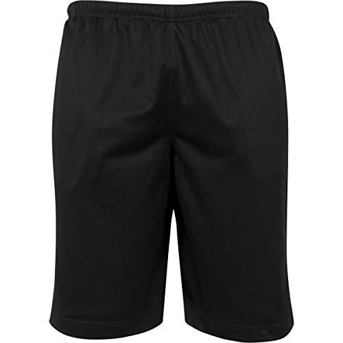 Urban Classics Pantalon court -5XL- Mesh Noir