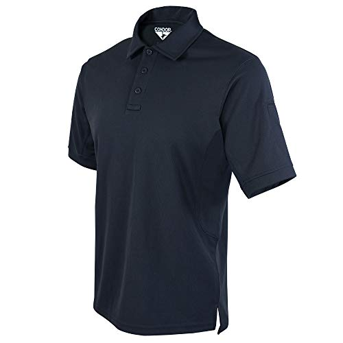 Condor Performance Tactique Polo Marine Taille L