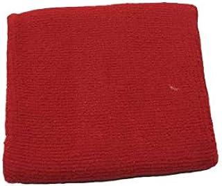 TA Sport Sweat Wrist Band, Red