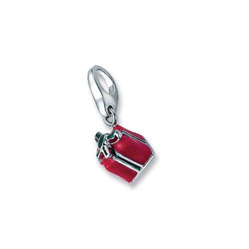 Giorgio Martello Milano Damen-Anhänger Lucky Geschenk rot 965-810649