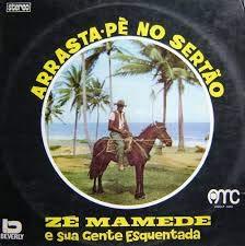 ARRASTA-PÉ NO SERTÃO, 1973 (NACIONAL) [LP]