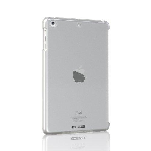 【日本正規代理店品】TUNEWEAR eggshell for iPad mini (Retina/第1世代) fits Smart Cover クリア TUN-PD-100028