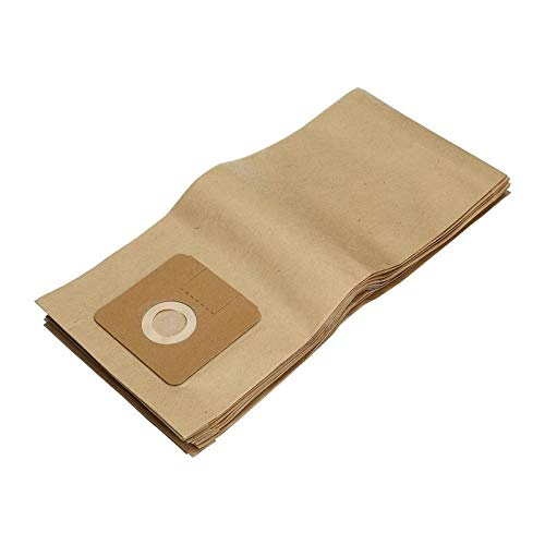 10x Staubsaugerbeutel Filtertüten für Staubsauger u.a. Columbus ST 7 Ecolab Floormatic S 12 122 Numatic S 12 Sorema Henkel 132 142