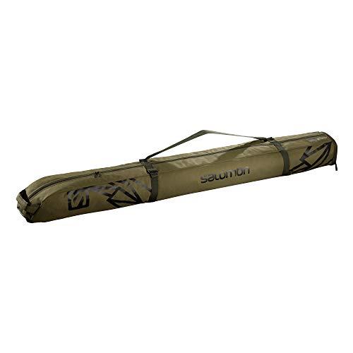 SALOMON(サロモン) スキー ブーツバッグ JP EXTEND 1P 155+20 SKIBA (JP エクステンド 1P 155+20 SKIBA) Martini Olive NS LC1545900