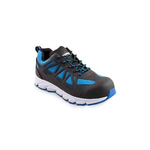 Zapato seg. workfit arrow azul n.38