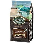 Green Mountain Coffee Roasters, Nantucket Blend, 12 oz. Ground Bag, Medium Roast Coffee, (4) Bags