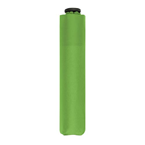 doppler Taschenschirm Zero,99 – Gewicht von nur 99 Gramm – Stabil – Windproof – 21 cm – Peppy Lime