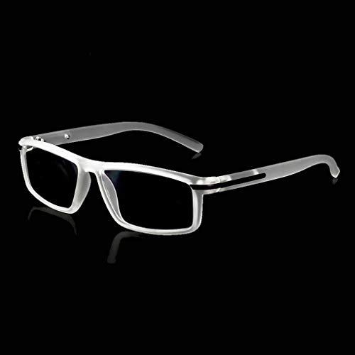 ZHANGYY Lesebrille, intelligente photochrome Sonnenbrille für den Innen- und Außenbereich, Strahlenschutzcomputer Sun Reader Optische Brille