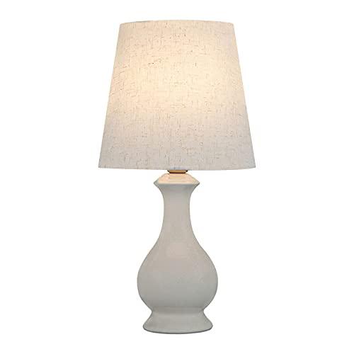 SACYSAC Lámpara de Mesa de cerámica Oriental Grande, lámp